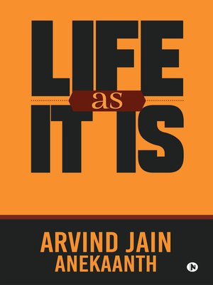 cover image of Life as it is
