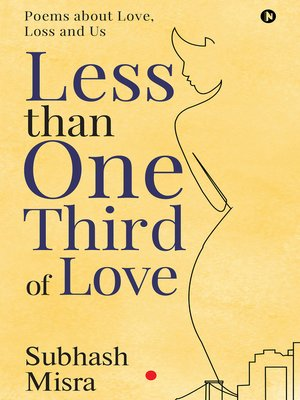 cover image of Less Than One Third Of Love