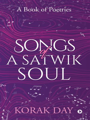 cover image of SONGS OF A SATWIK SOUL