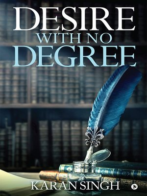 cover image of Desire with no degree