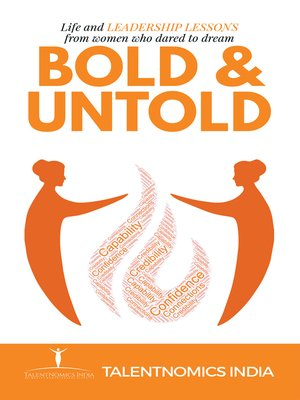 cover image of Bold and Untold