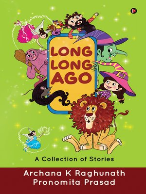 cover image of Long, Long Ago