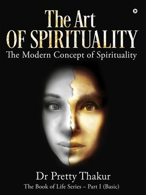 cover image of The Art of Spirituality