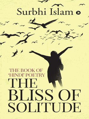 cover image of The Bliss Of Solitude