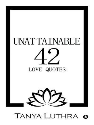 cover image of Unattainable 42