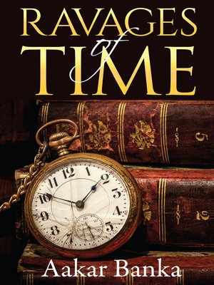 cover image of Ravages Of Time