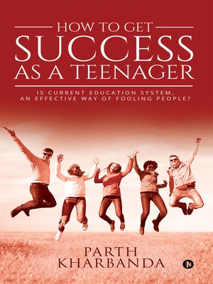 cover image of How to Get Success as a Teenager