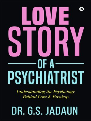 cover image of Love Story of a Psychiatrist