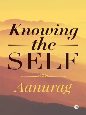 cover image of Knowing the Self