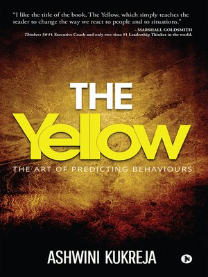 cover image of The Yellow