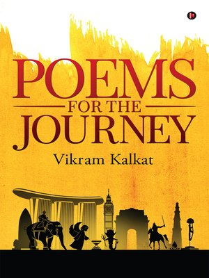 cover image of Poems for the Journey