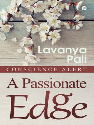 cover image of A PASSIONATE EDGE