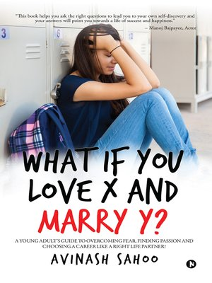 cover image of What if You Love X and Marry Y?