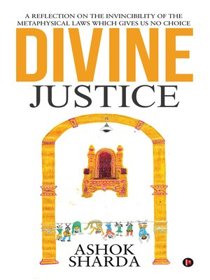 cover image of Divine Justice