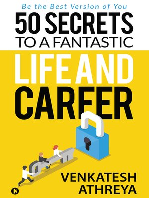 cover image of 50 Secrets to a Fantastic Life and Career