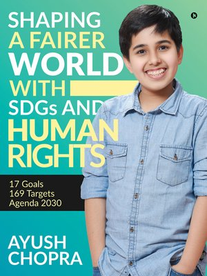 cover image of Shaping a Fairer world with SDGs and Human Rights