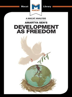 cover image of A Macat Analysis of Development as Freedom