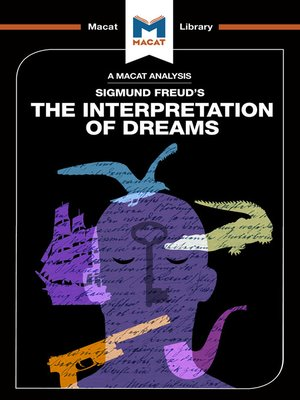 cover image of A Macat Analysis of The Interpretation of Dreams