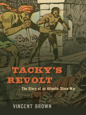 cover image of Tacky's Revolt