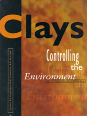cover image of Clays: Controlling the Environment