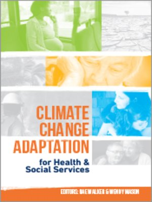 cover image of Climate Change Adaptation for Health and Social Services