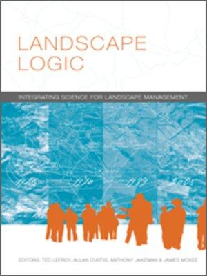 cover image of Landscape Logic