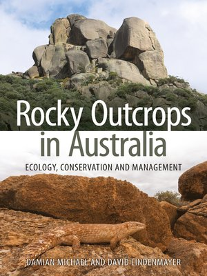 cover image of Rocky Outcrops in Australia