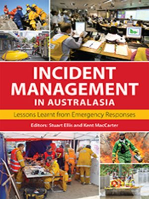 cover image of Incident Management in Australasia