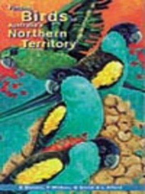 cover image of Finding Birds in Australia's Northern Territory