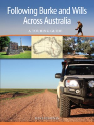 cover image of Following Burke and Wills Across Australia