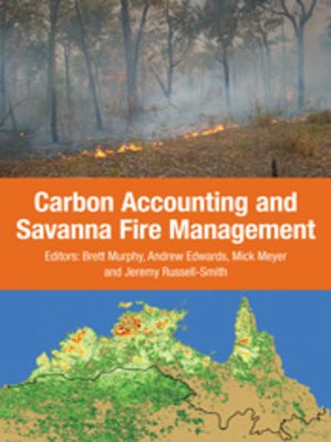 cover image of Carbon Accounting and Savanna Fire Management