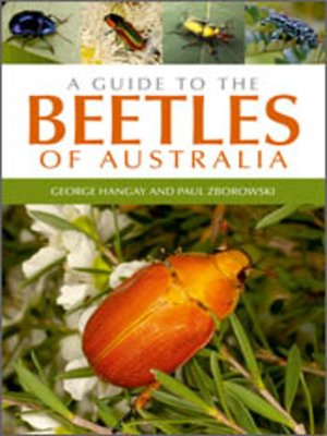 cover image of A Guide to the Beetles of Australia