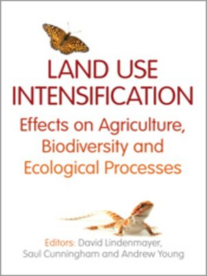 cover image of Land Use Intensification