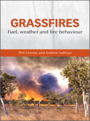 cover image of Grassfires