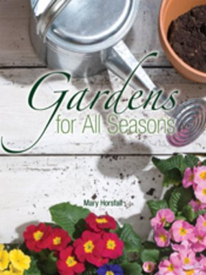 cover image of Gardens for All Seasons