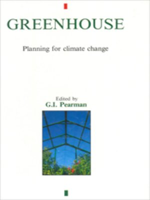 cover image of Greenhouse: Planning for Climate Change