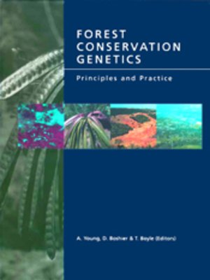 cover image of Forest Conservation Genetics