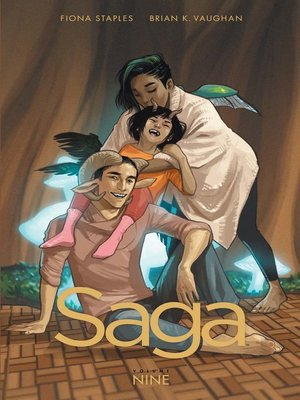 cover image of Saga (2012), Volume 9