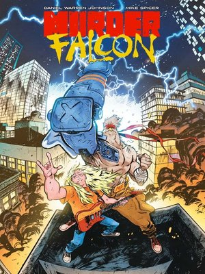 cover image of Murder Falcon