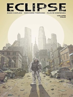 cover image of Eclipse (2016), Volume 4