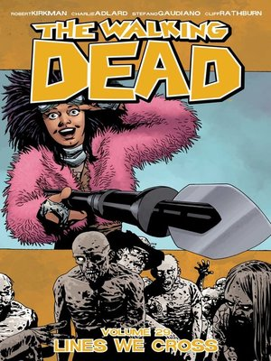 cover image of The Walking Dead, Volume 29