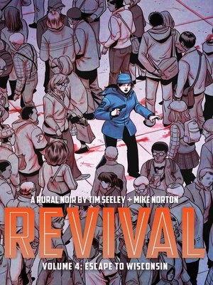 cover image of Revival (2012), Volume 4