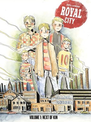 cover image of Royal City (2017), Volume 1