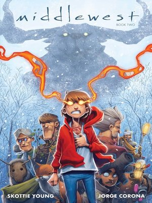 cover image of Middlewest (2018), Book 2