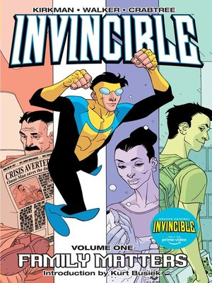 cover image of Invincible (2003), Volume 1