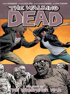 cover image of The Walking Dead, Volume 27