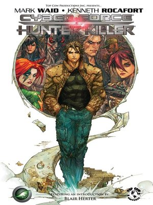 cover image of Cyber Force/Hunter-Killer (2009), Volume 1