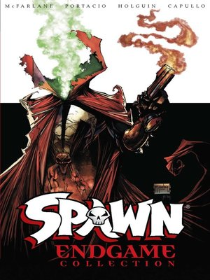 cover image of Spawn (1992): Endgame