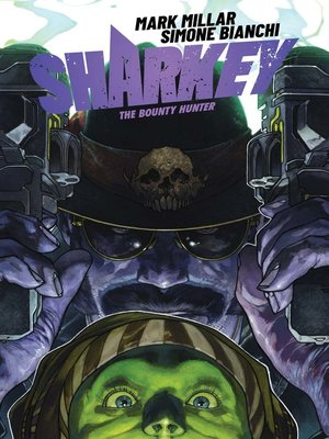 cover image of Sharkey the Bounty Hunter
