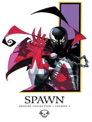 cover image of Spawn Origins Collection, Volume 4